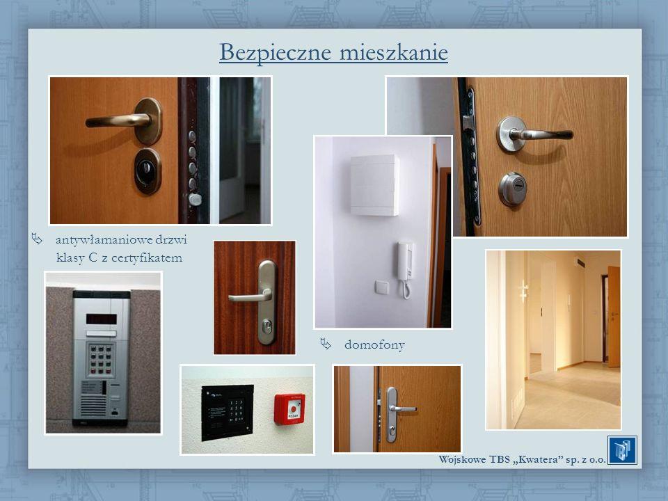 Bezpieczne mieszkanie