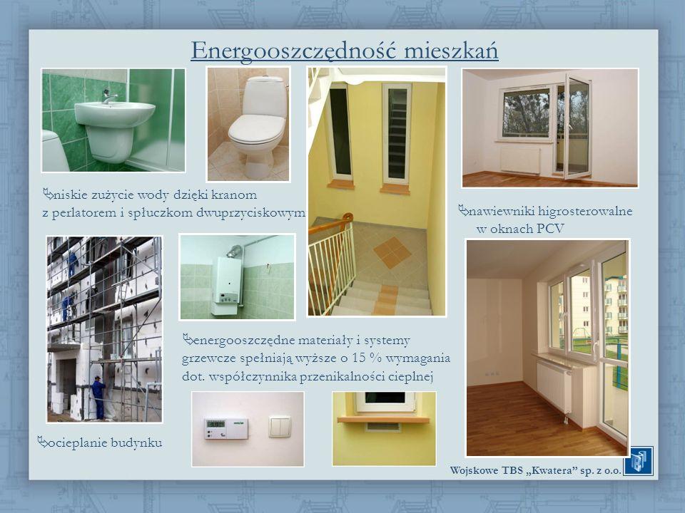 Energooszczędność mieszkań
