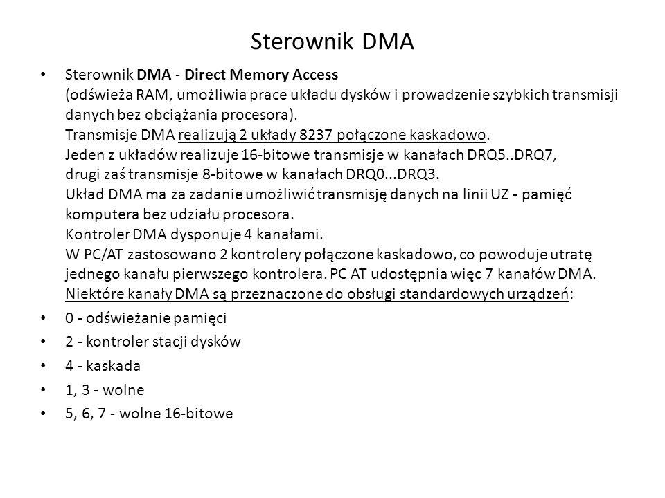 Sterownik DMA
