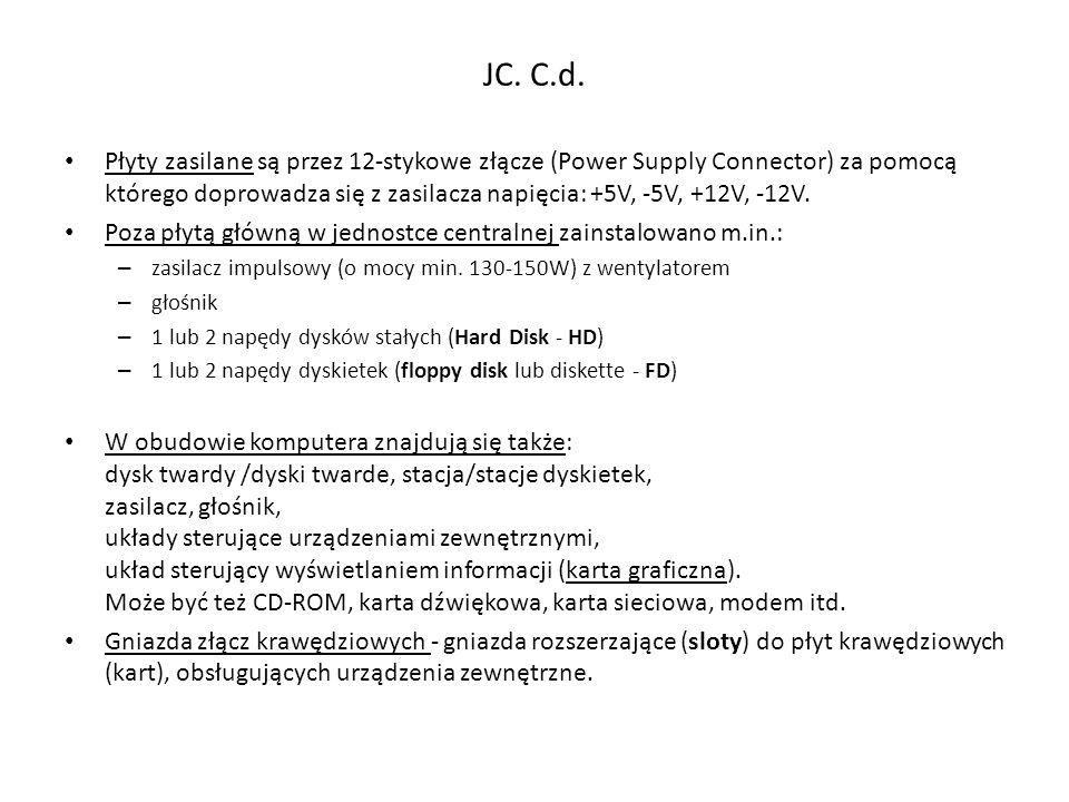 JC. C.d.