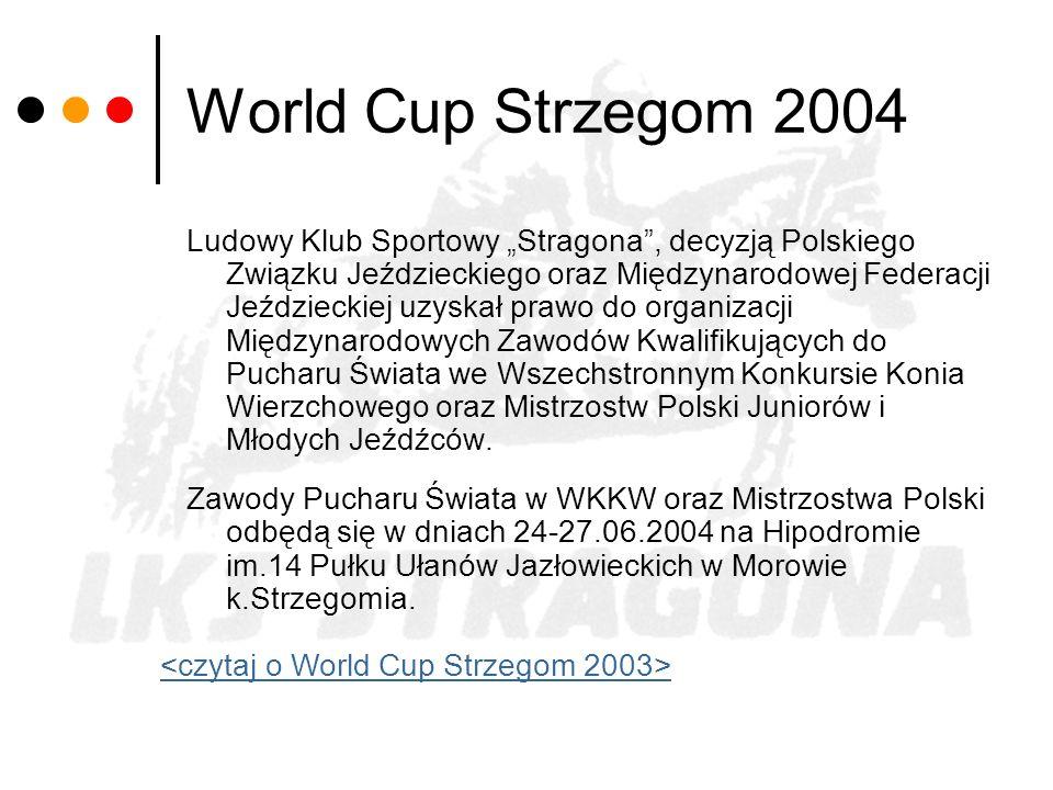 World Cup Strzegom 2004