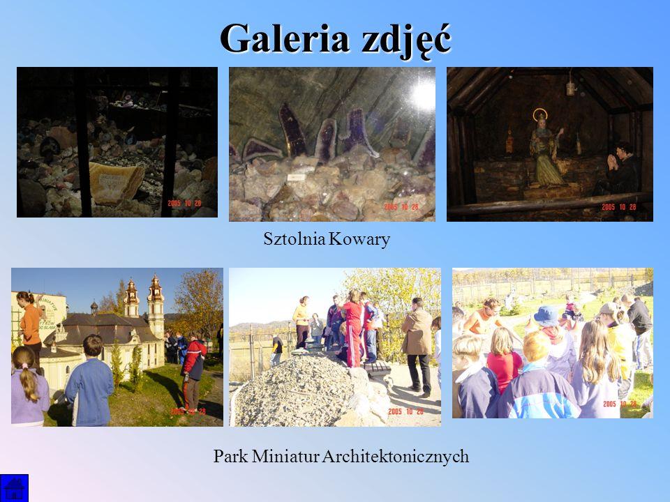 Galeria zdjęć Sztolnia Kowary Park Miniatur Architektonicznych