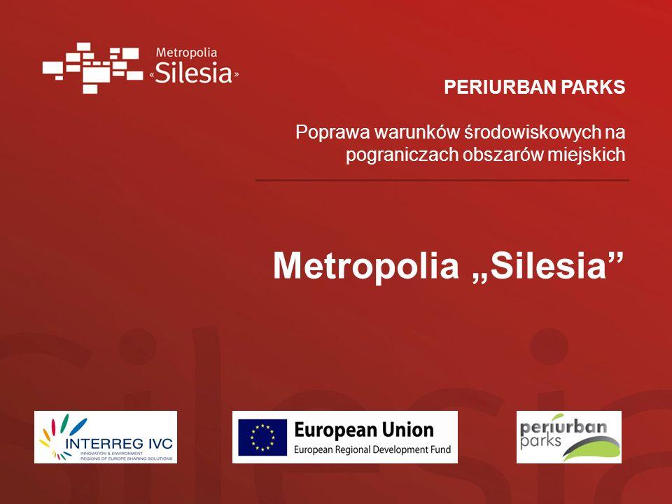"""Metropolia """"Silesia PERIURBAN PARKS"""