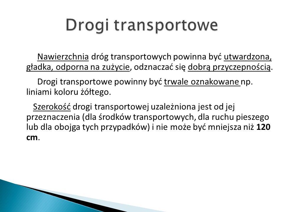 Drogi transportowe