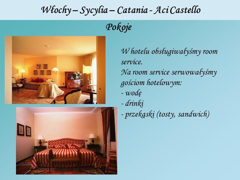 Włochy – Sycylia – Catania - Aci Castello
