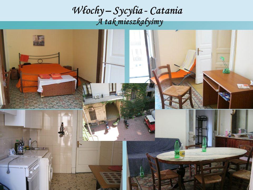 Włochy – Sycylia - Catania