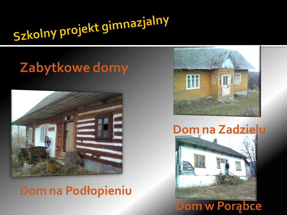 Szkolny projekt gimnazjalny