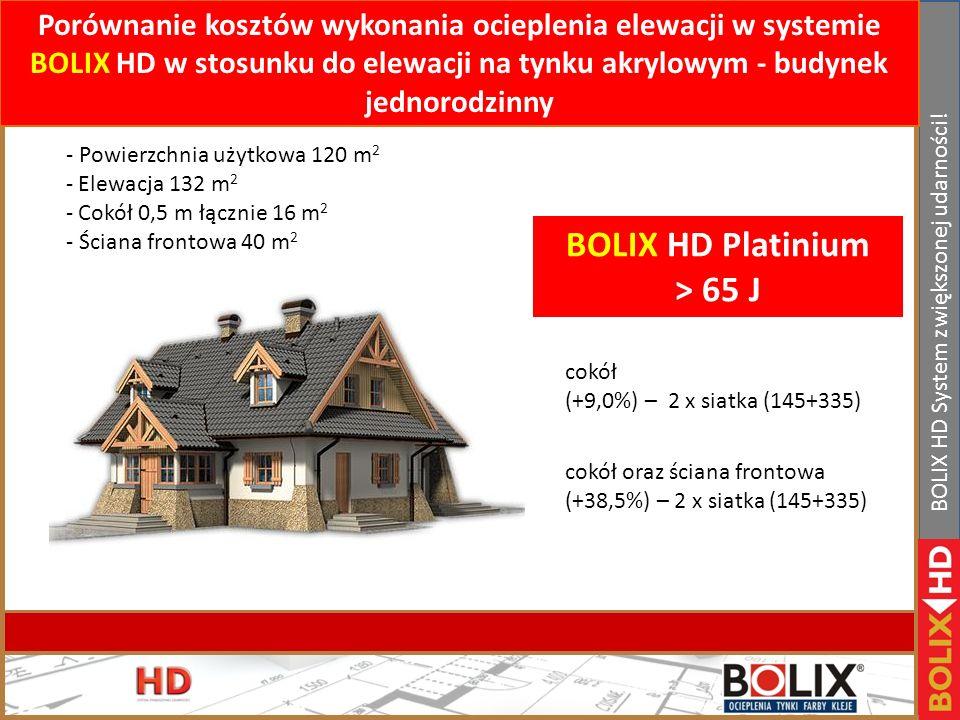 BOLIX HD Platinium > 65 J
