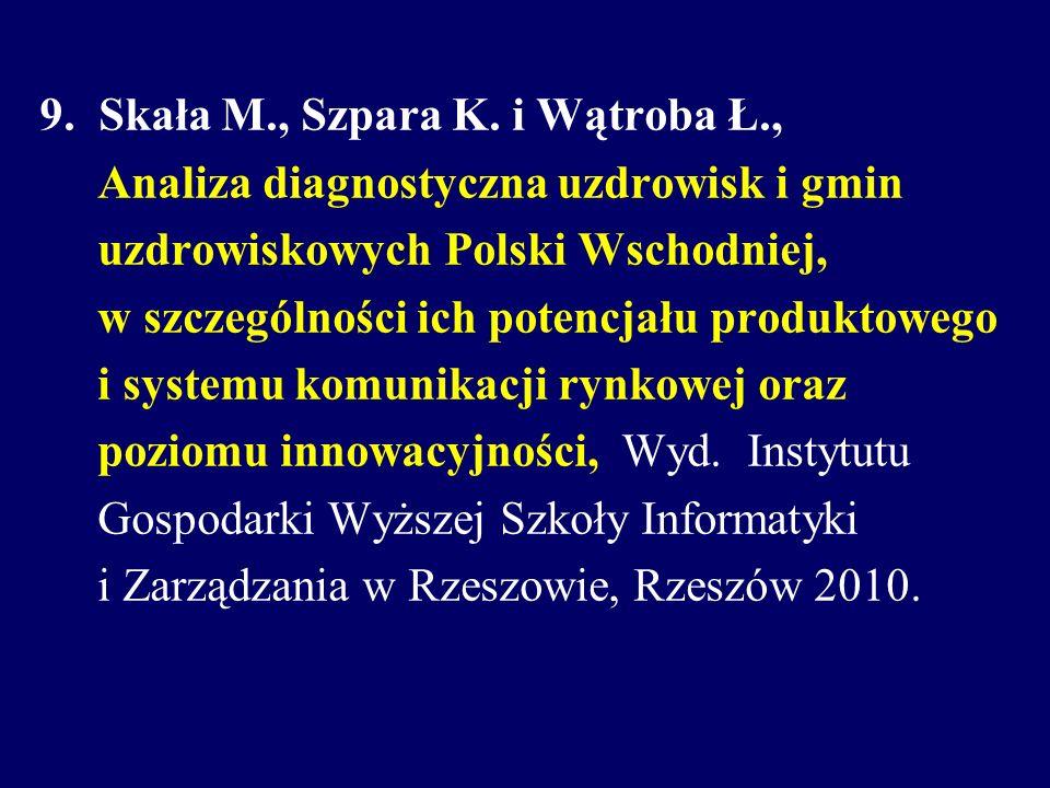 Skała M., Szpara K. i Wątroba Ł.,