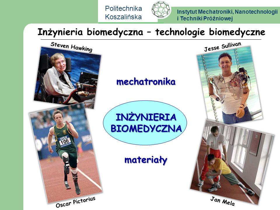 Inżynieria biomedyczna – technologie biomedyczne