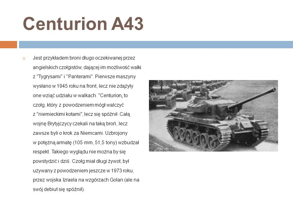 Centurion A43
