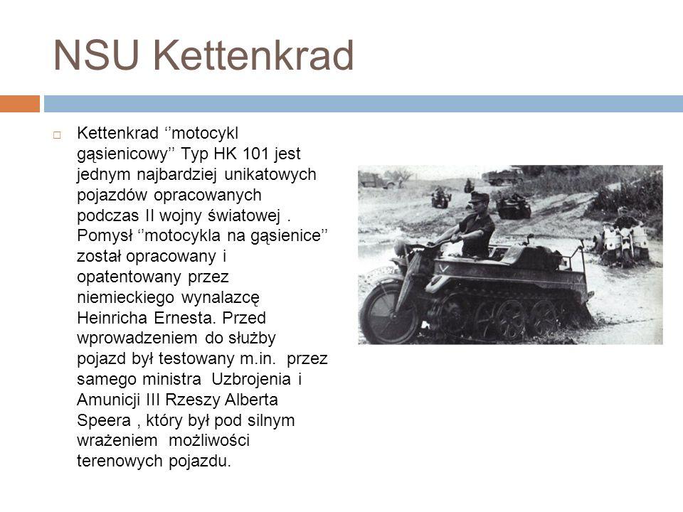 NSU Kettenkrad