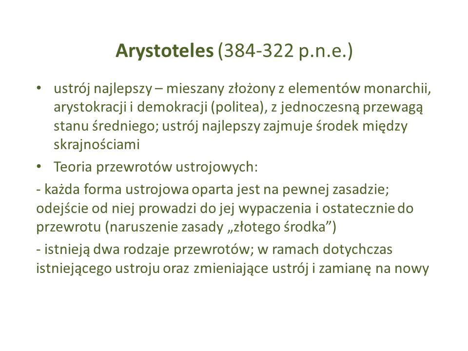 Arystoteles (384-322 p.n.e.)