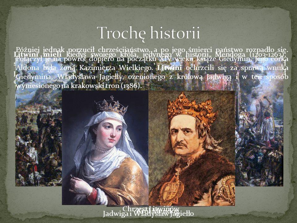 Jadwiga i Władysław Jagiełło
