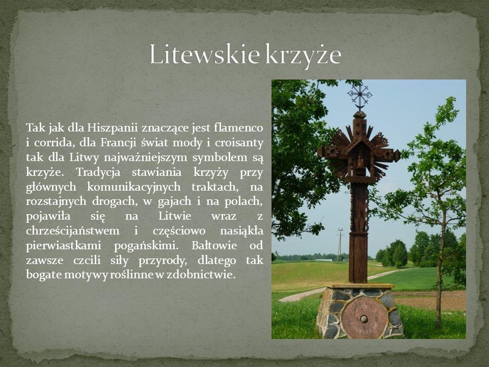 Litewskie krzyże