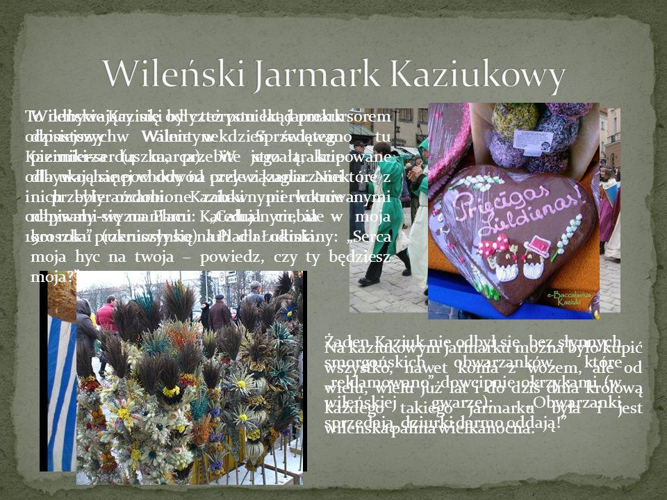 Wileński Jarmark Kaziukowy