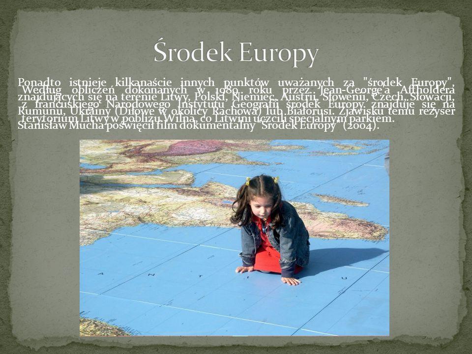 Środek Europy