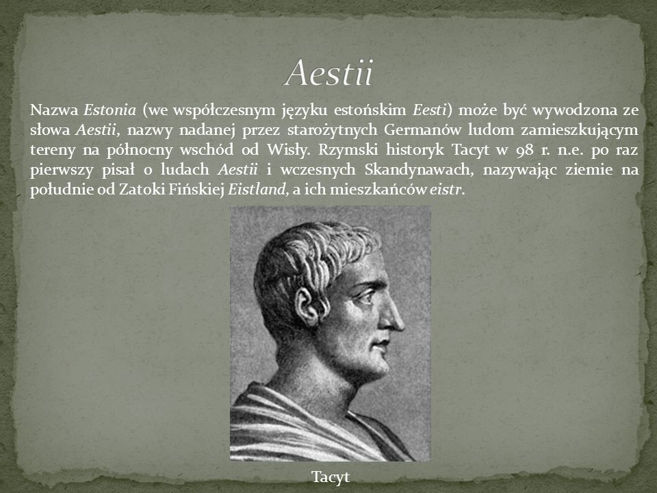 Aestii