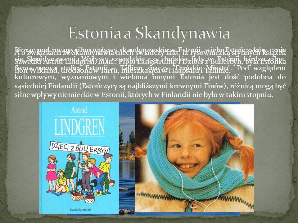 Estonia a Skandynawia