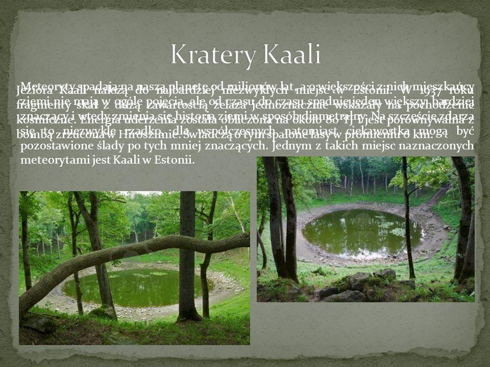 Kratery Kaali