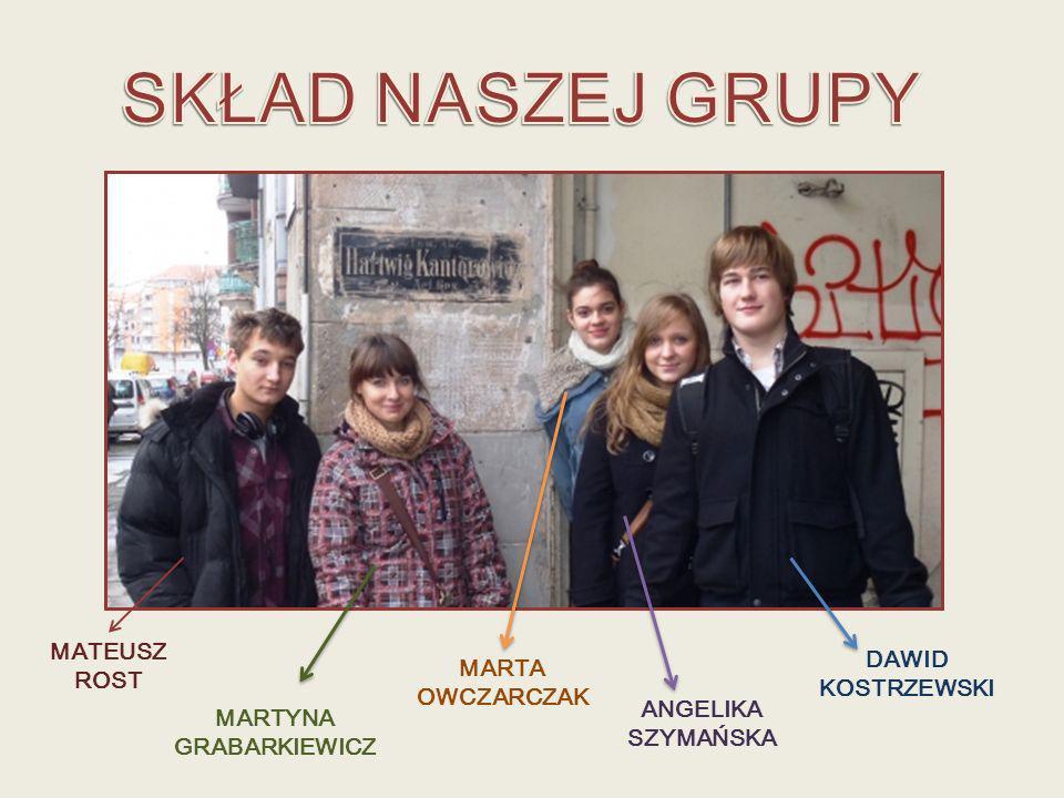 MARTYNA GRABARKIEWICZ