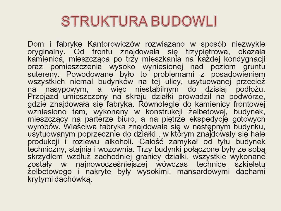 STRUKTURA BUDOWLI