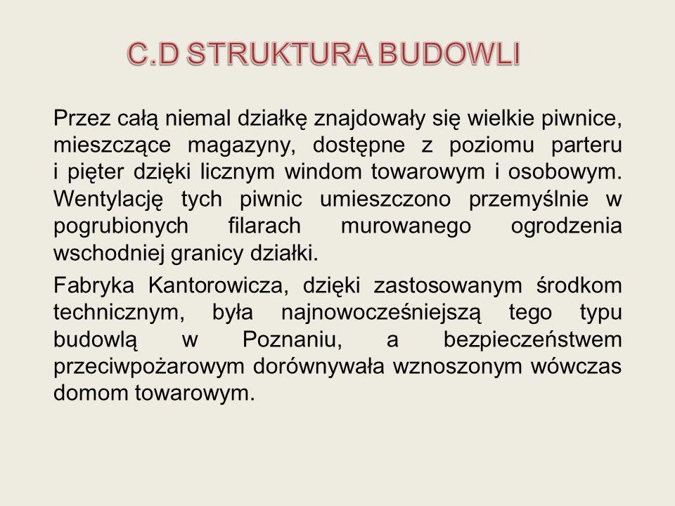 C.D STRUKTURA BUDOWLI