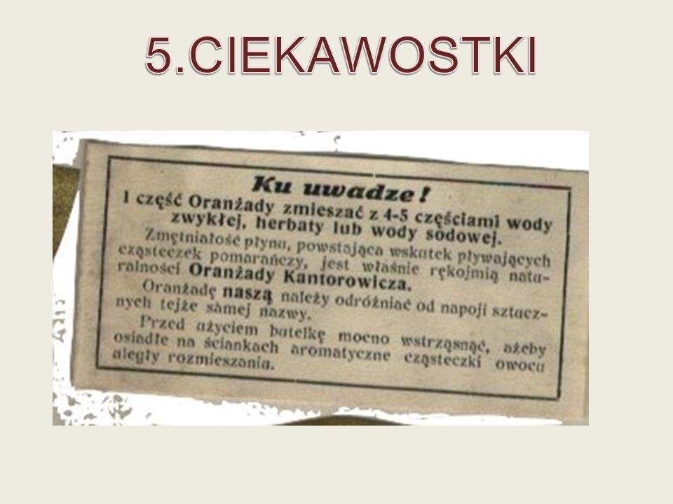 5.CIEKAWOSTKI