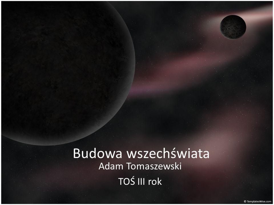 Adam Tomaszewski TOŚ III rok