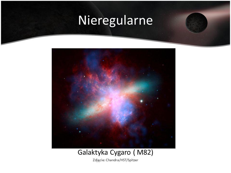Zdjęcie: Chandra/HST/Spitzer