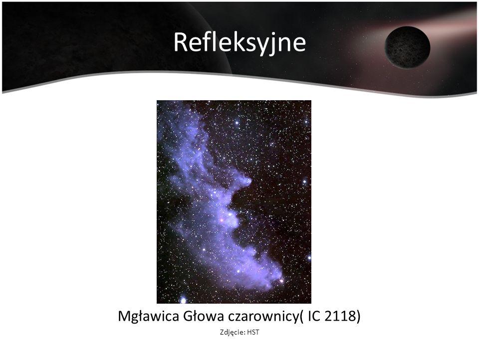 Mgławica Głowa czarownicy( IC 2118)