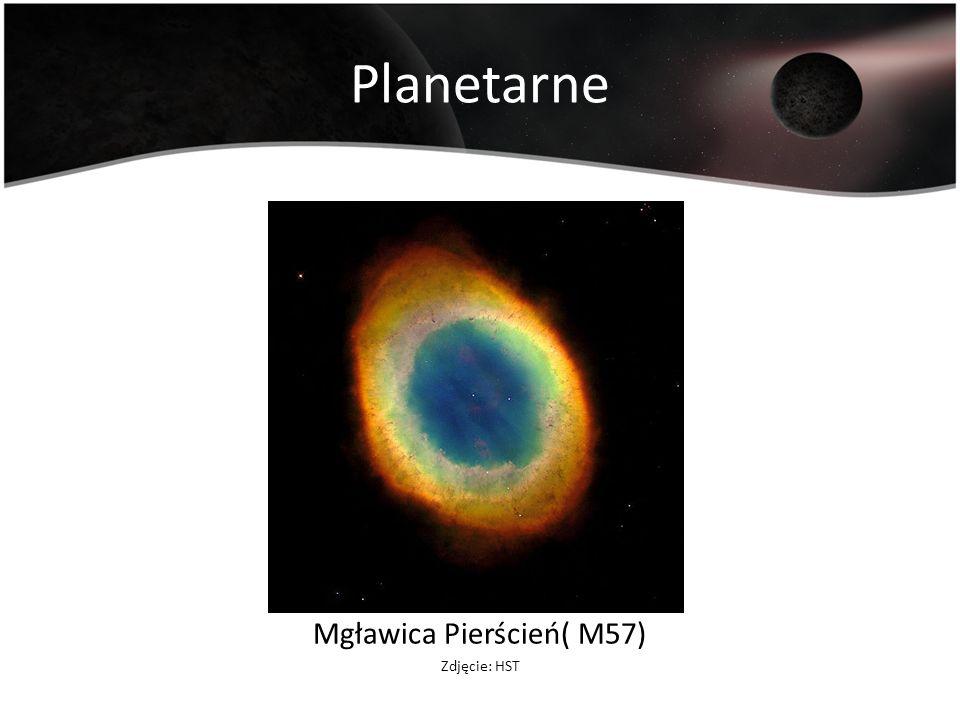 Mgławica Pierścień( M57)
