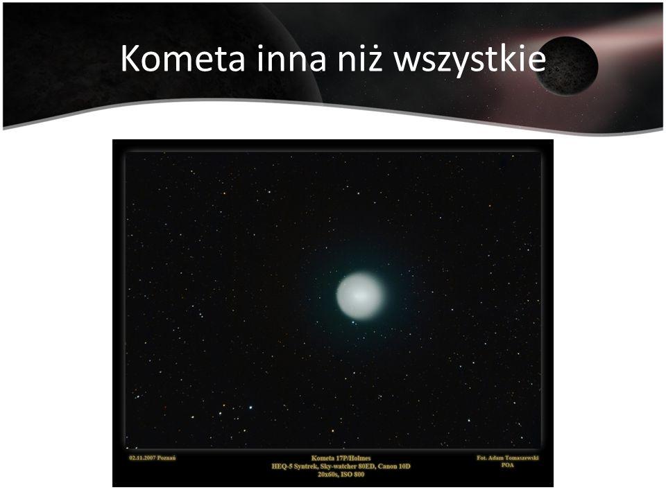 Kometa inna niż wszystkie