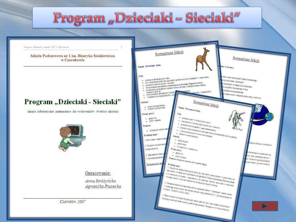 """Program """"Dzieciaki – Sieciaki"""