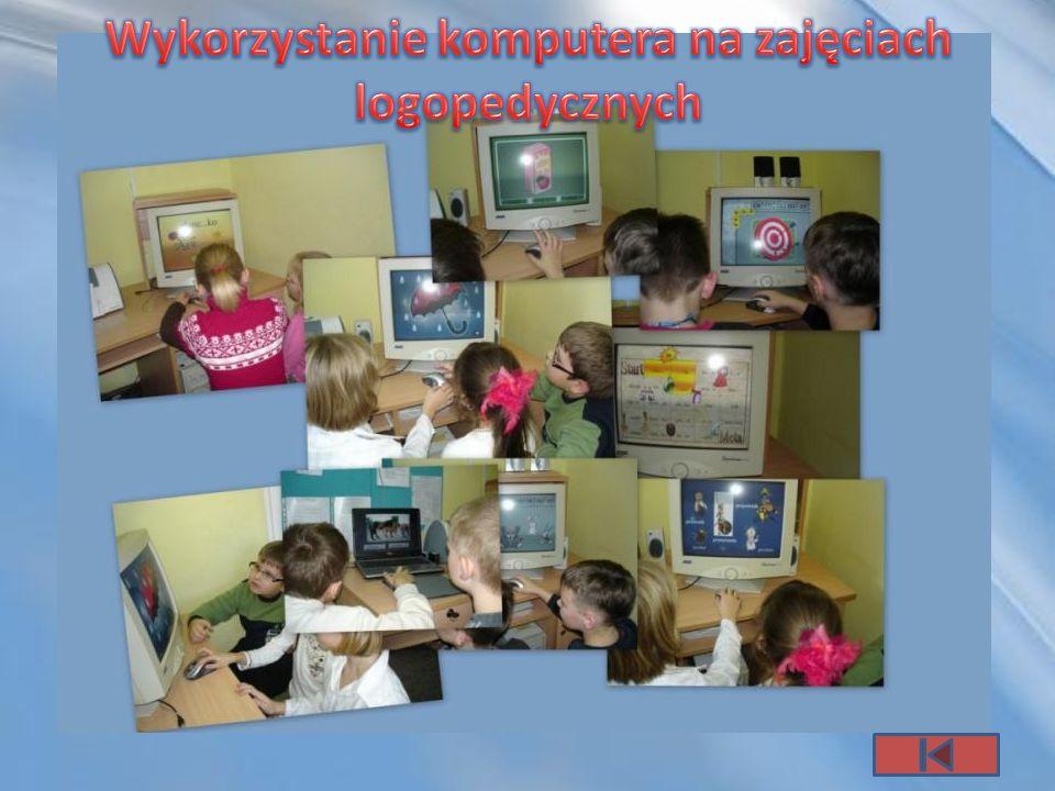 Wykorzystanie komputera na zajęciach logopedycznych
