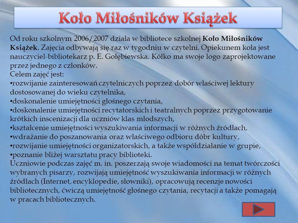 Koło Miłośników Książek