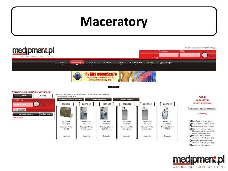 Maceratory