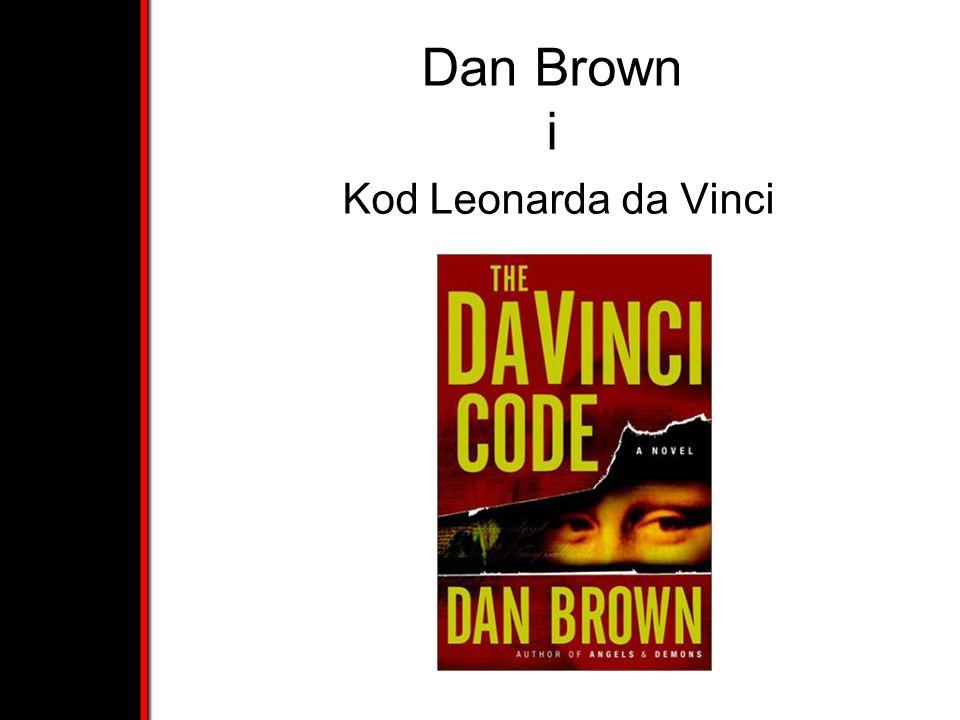 Dan Brown i Kod Leonarda da Vinci