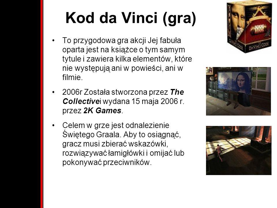 Kod da Vinci (gra)