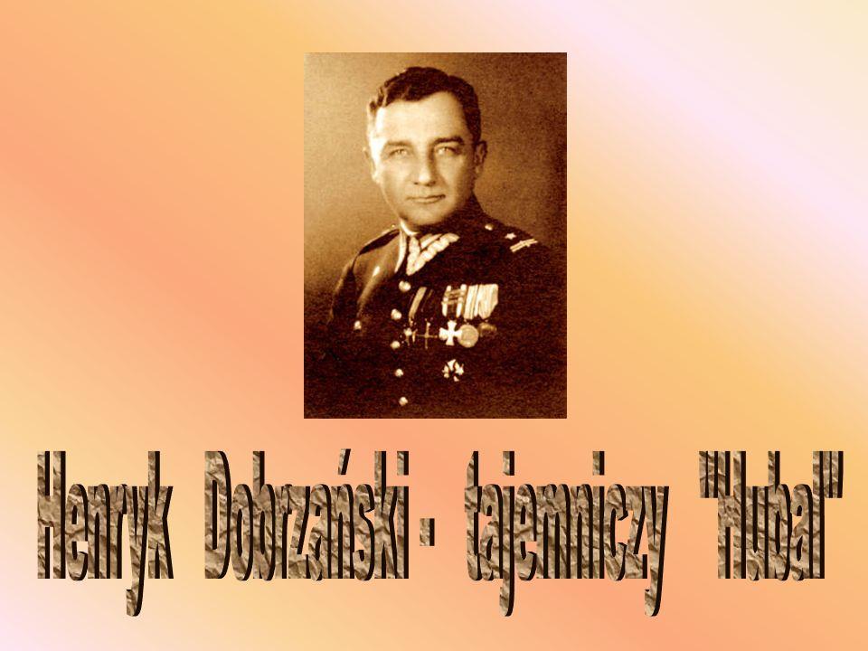 Henryk Dobrzański - tajemniczy Hubal
