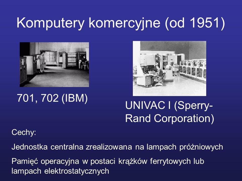 Komputery komercyjne (od 1951)
