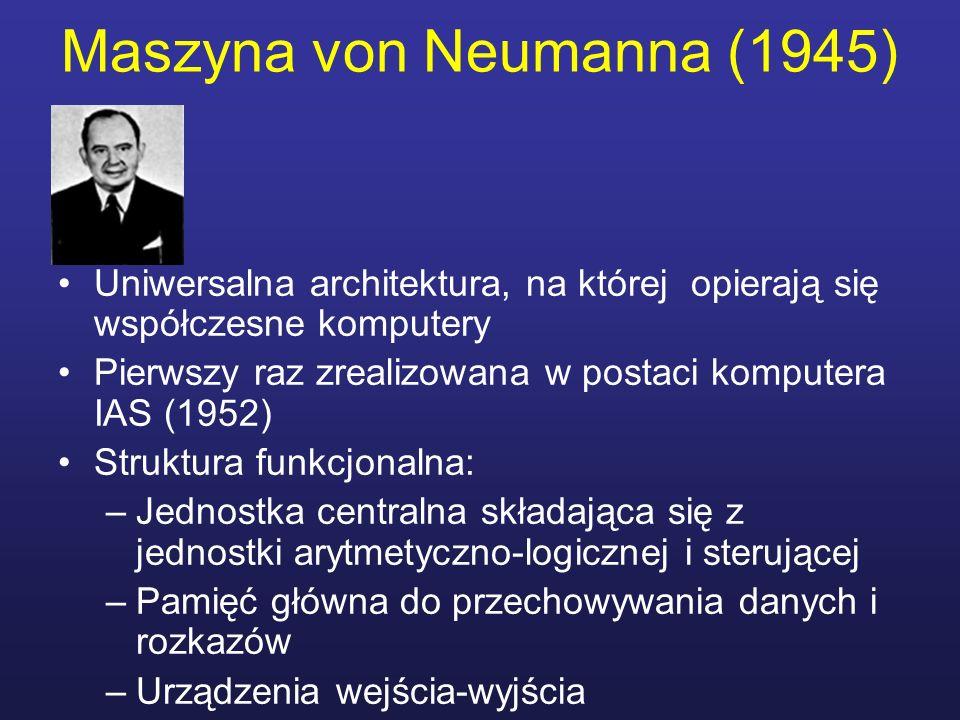 Maszyna von Neumanna (1945)