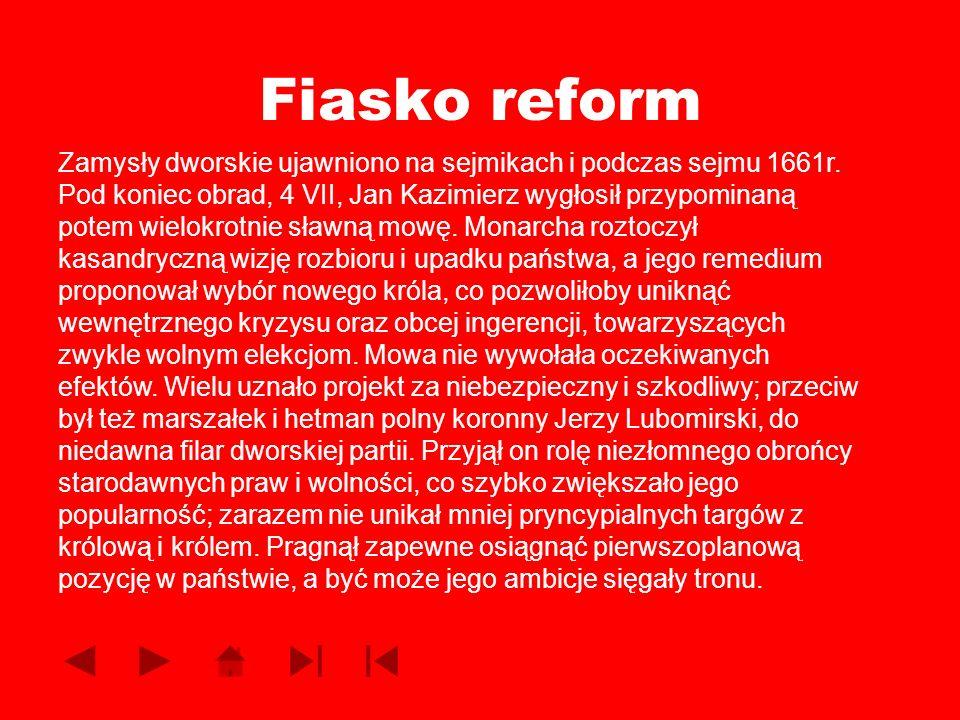 Fiasko reform