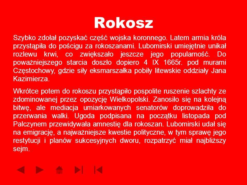 Rokosz