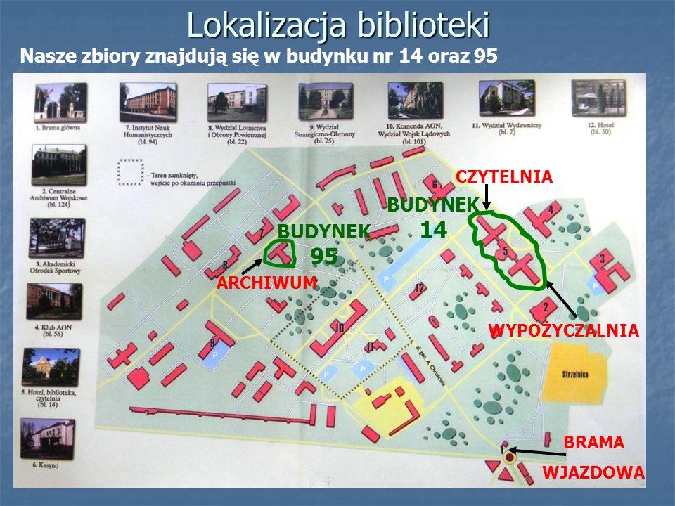 Lokalizacja biblioteki