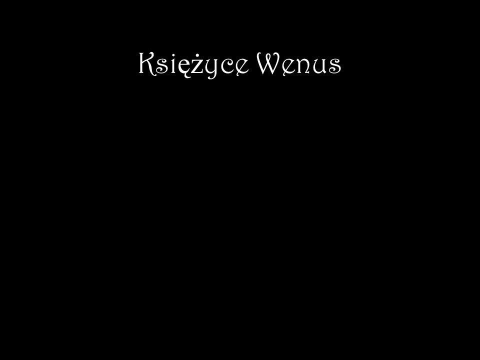 Księżyce Wenus