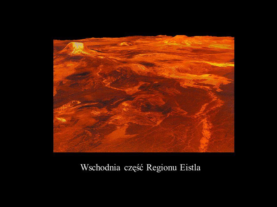 Wschodnia część Regionu Eistla