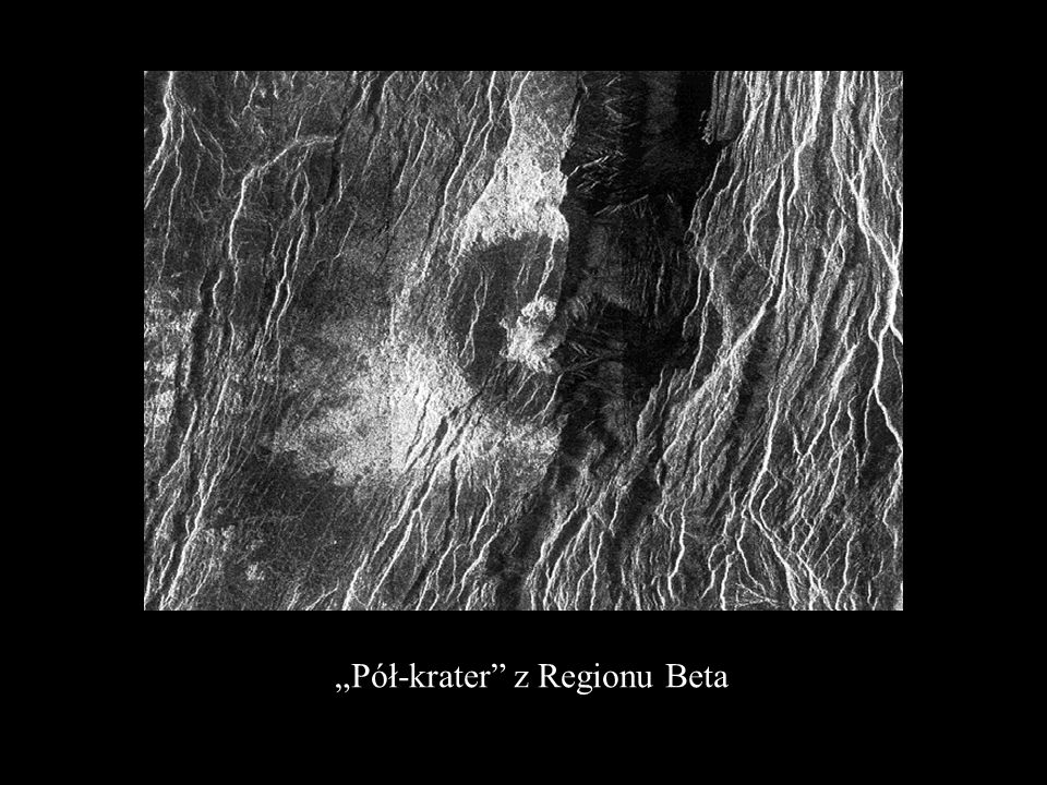 """""""Pół-krater z Regionu Beta"""