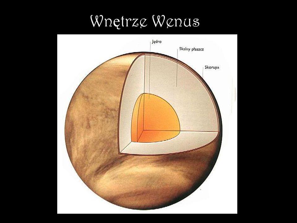 Wnętrze Wenus
