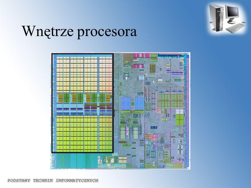 Wnętrze procesora